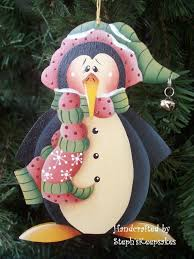 172 best penguins for christmas images on pinterest painting