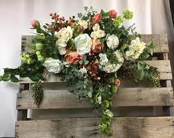 wedding arches flowers wedding arch flower etsy