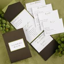 wedding pocket invitations wedding pocket invitations orionjurinform