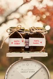 fall wedding favors 10 diy fall wedding favors