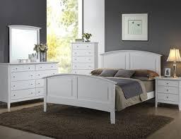 Spencer White Full Bedroom Set Steinhafels Bedroom Beds
