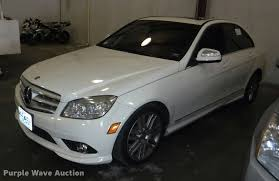 2009 mercedes benz c300 item j5677 sold august 29 kansa