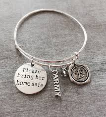 army jewelry bring home safe us army army by sajolie on zibbet