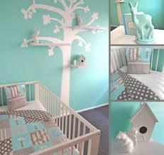 babyzimmer grün wandfarbe mintgrün für kinder und babyzimmer 50 ideen