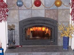new fireplace doors with blower for wood burning decorating ideas