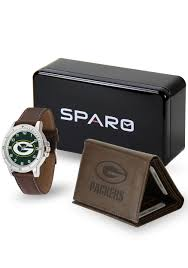 green bay packers halloween costumes green bay packers nfl watch and wallet set