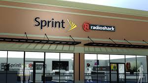 radioshack reorganization hinges on sprint lawsuit kansas city