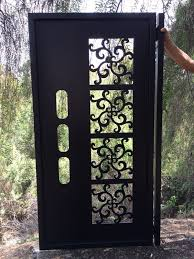 buy a custom metal gate contemporary modern italian iron