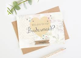 bridesmaid cards will you be my bridesmaid card floral patchwork personalised