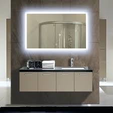 designer mirrors for bathrooms light elite lighted makeup mirror wall mount installing the