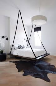 floating bed designs best 25 hanging beds ideas on pinterest hammock bed trampoline