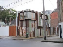 House Design Blogs Australia Corrugated House U2013 Sydney Design Blog Peter Oliver Davies