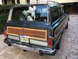 classic jeep wagoneer for sale 1990 jeep grand wagoneer for sale 2019064 hemmings motor news