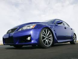 Lexus Is F 2008 Pictures Information U0026 Specs