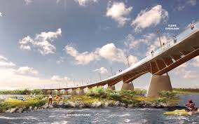 White Flag Tulsa Mayor Bynum Not Happy With Leak On New Bridge Design Tulsa U0027s 24