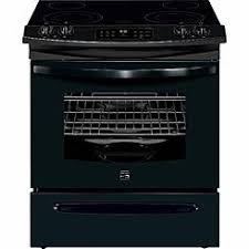 Cooktop Electric Ranges Black Electric Ranges Slide In Ranges Sears