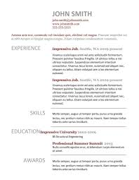 cover letter free resume template to download free resume