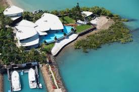 nautical inspired house at mandalay point in the whitsundays abc