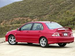 mitsubishi sedan 2004 mitsubishi lancer ralliart 2004 picture 15 of 39