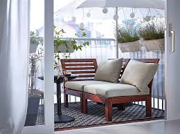 Ideas For Outdoor Loveseat Cushions Design 8 Stylish Balcony Updates That Start At Ikea Balconies Outdoor