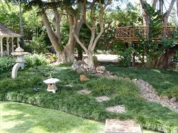 Front Yard Landscaping Ideas Pinterest Beautiful No Grass Formal Front Yard Garden Design With Lavender