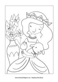 farm animal coloring page donkey with flowers desenhos para