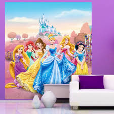 childrens wall murals wall stickers room decor kits walltastic disney princess wall murals image permalink princess bedroom wall murals dco enfants kids pinterest