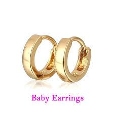 s baby earrings baby gold earrings s baby hoop earrings gold india watford