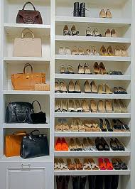 Shelving For Closets by Friday Favorites Shoe Wall Shoe Rack And Shelves