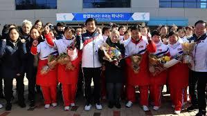 La Kings Flag Korean Women U0027s Hockey Coach Daughter Of Former L A Kings Coach