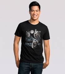 Three Wolf Moon Shirt Meme - three derp huskies t shirt internet memes and memes