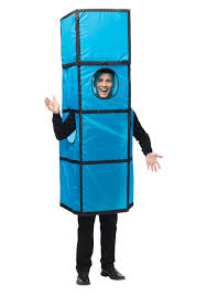 Tetris Halloween Costume Tetris Blue Costume