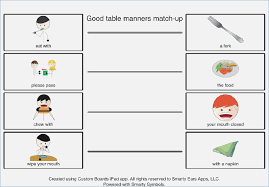 table manners for kids printable free worksheets library download and print worksheets free on