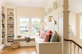 impressive built in daybed with beds twin casement windows