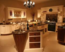 Traditional Kitchen Design Ideas Amazing Large Traditional Kitchen Design For Happy Family