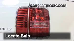 why do cops touch tail lights rear turn signal replacement lincoln mark lt 2006 2015 2007