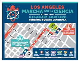 Map De Los Angeles by
