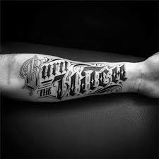 tattoo ideas for around words 1000 geometric tattoos ideas