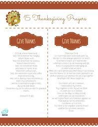 15 thanksgiving prayers imom