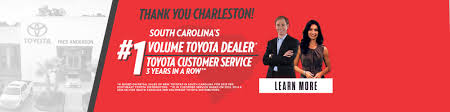 sales of toyota toyota dealership charleston sc summerville mount pleasant