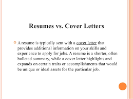 Additional Information On Resume New The Importance Of A Cover Letter 69 On Resume Cover Letter