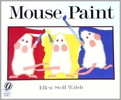 draw paint and cut 1st grade mouse paint color wheel