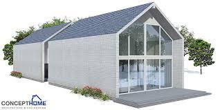 narrow home designs contemporary home design ch108 plans to narrow lot house plan