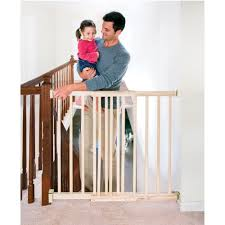 Best Stair Gate For Banisters Evenflo Extra Tall Top Of Stairway Swing Baby Gate 30