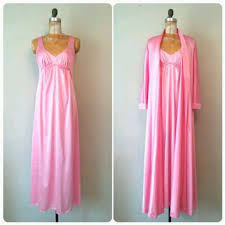 Vanity Fair Long Nightgowns Best Peignoir Nightgown Robe Sets Products On Wanelo