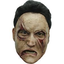 halloween skin mask serial killer pulled skin mask 299999 halloween mask