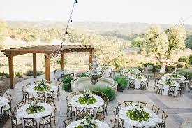 paso robles wedding venues lush wine country garden wedding mckenzi green wedding