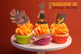 5 thanksgiving day cupcake recipes mashup by sweet society