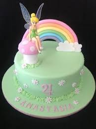 tinkerbell cakes tinkerbell birthday cakes the cake is just a dummy cake because