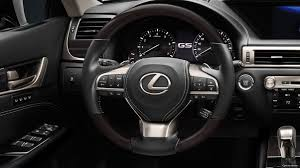 lexus steering wheels the lexus gs is packed with comfort jump right in and experience